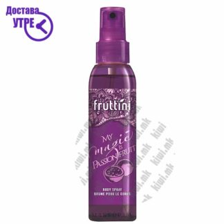 Fruttini My Magic is Passion Fruit Спреј за Тело, 125мл