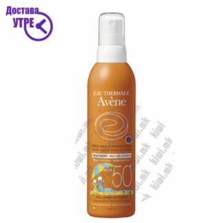 Avene Sun Spray SPF 50+ Детски Спреј, 200мл