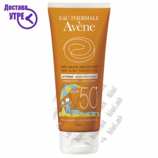 Avene Sun Lotion SPF 50+ Млеко за Деца, 250мл