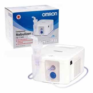 Omron Compressor Nebulizer Инхалатор 2