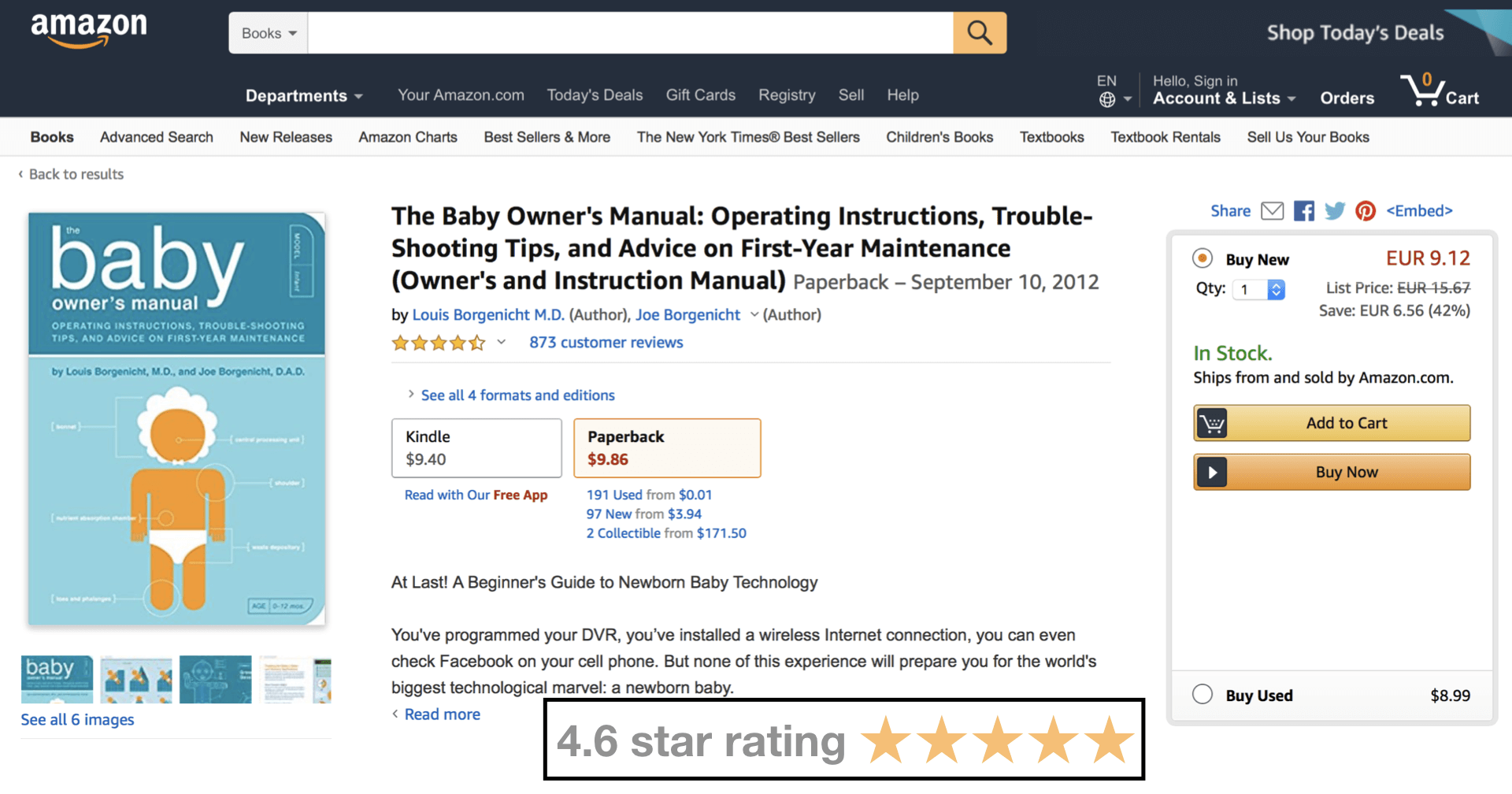 Amazon 5 star rating bom.001