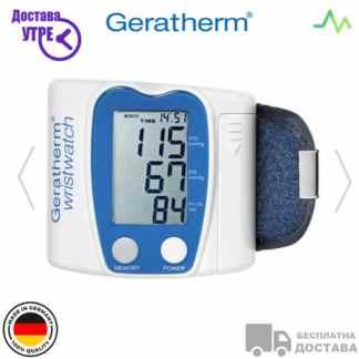 Geratherm Wristwatch Саат со апарат за мерење притисок (зглоб)