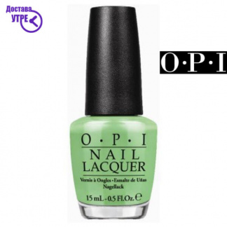OPI Nail Lacquer: You are so outta lime! | Шифра: NL N34