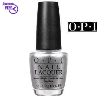 OPI Nail Lacquer: Turn on the haute light | Шифра: NL C34
