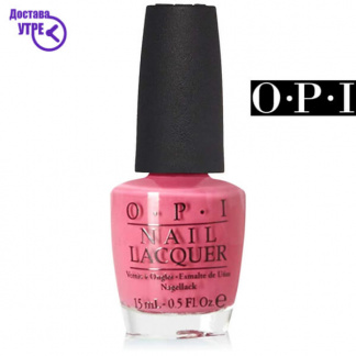 OPI Nail Lacquer: Suzi has a swede tooth | Шифра: N46