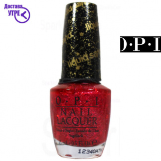 OPI Nail Lacquer: The Impossible | Шифра: NL M49