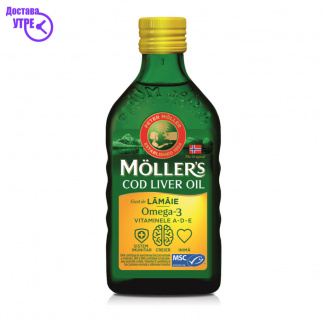 mollers omega 3 limon