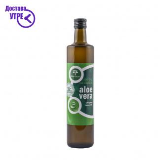 NATURA THERAPY АЛОЕ ВЕРА ГЕЛ (со екстракт од грозје), 750 ml