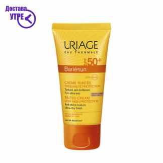 URIAGE  BARIÉSUN - TINTED CREAM GOLD SPF50+ , крем за сончање СПФ 50+