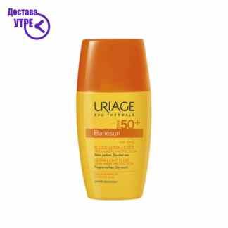 URIAGE  BARIÉSUN ULTRA-LIGHT FLUID SPF50+, ултра лесна течност за сончање СПФ 50+