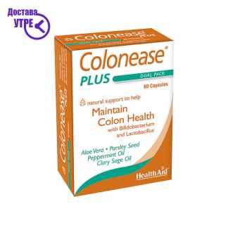 HealthAid Colonease Plus Capsules, 60