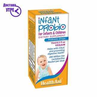 HealthAid Infant Probio - Probiotic Drops, 15ml