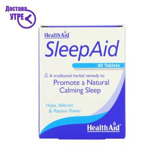 HealthAid Sleep Aid, 60
