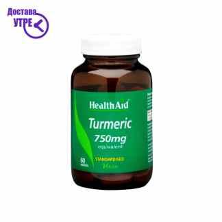 HealthAid Turmeric Tablets (Curcumin) Tablets, 60