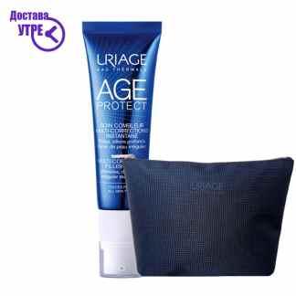 URIAGE  AGE PROTECT филер за лице, 30 ml + подарок URIAGE несесер