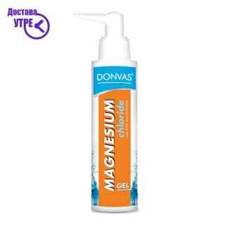 Donvas Magnesium chloride gel Магнезиум хлорид гел, 200 ml