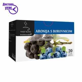 Pharmamed Aronija s borovnicom caj Аронија со боровница чај, 20