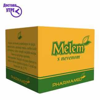 Pharmamed Melem s nevenom Мелем со невен, 30 ml