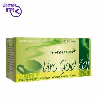 Pharmamed Urogold caj Уроголд чај, 20