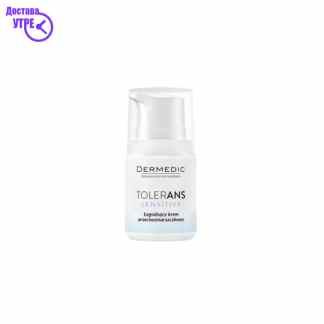 TOLERANS Calming anti-wrinkle cream, 55  ml