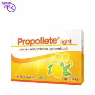 PROPOLLETE *LIGHT*, 18