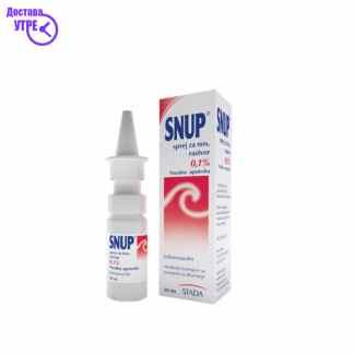 SNUP 0.1% SPRAY ZA NOS 10 ml