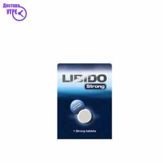 LIBIDO STRONG TBL X1 PHARMAMED