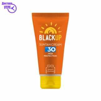 BLACK UP KREM SO F-30 100  ml
