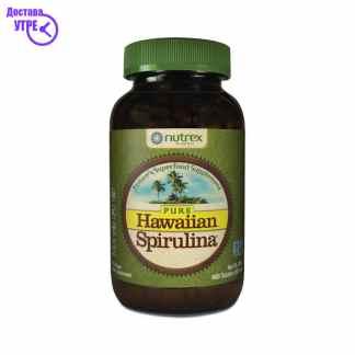 HAWAIAN SPIRULINA TB.400X500MG