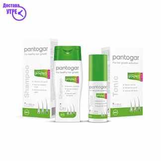 PANTOGAR SHAMPOO +TONIC FOR WOMEN 2 X 200 ml