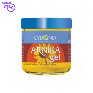 GEL ARNIKA, 250 ml