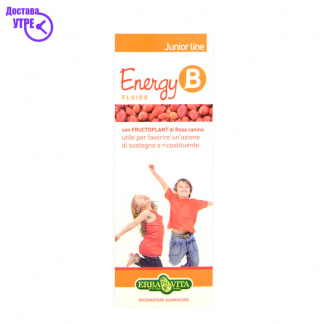 ERBA VITA ENERGY BABY 0-5 SIRUP   150 ml