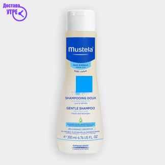 MUSTELA Gentle Shampoo, 200  ml