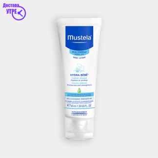MUSTELA Hydra Bebe Facial cream, 40 ml