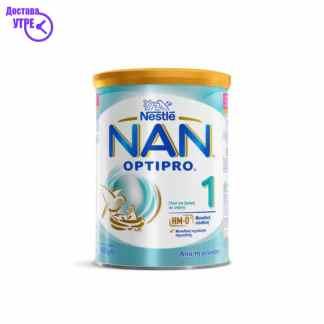 NESTLE NAN 1 OPTIPRO, 400 gr