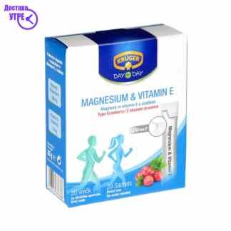 kruger magensium vitamin e direkt