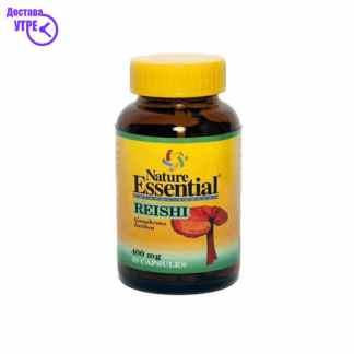 REISHI 400 mg капсули, 50