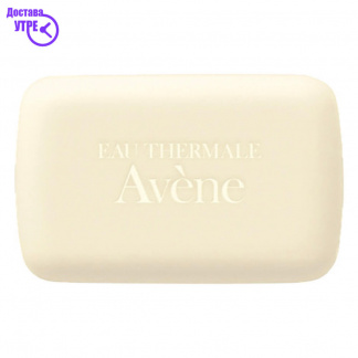 Avène Cold Cream Ultra Rich Cleansing Bar Dry Skin, 100g
