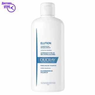 DUCRAY ELUTION шампон, 200 ml