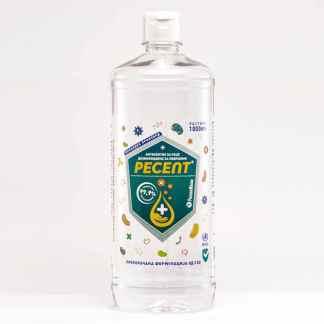 RESEPT раствор за дезинфекција со капаче, 1000 ml