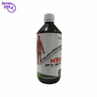 HYAL PRO AKTIV сируп, 500 ml