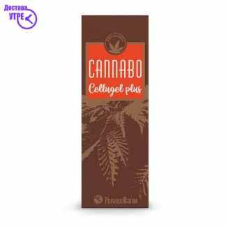 CANNABO CELLUGEL CBD 150 mg, 150 gr