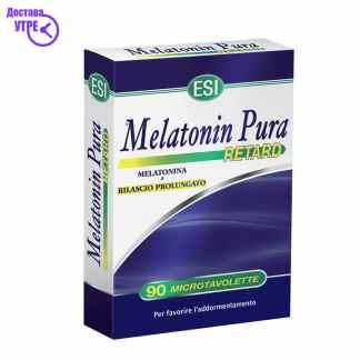 ESI MELATONIN PURA RETARD таблети, 90
