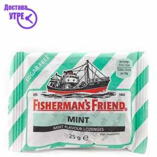 Fisherman's friend Бомбони со Вкус на Ментол, 25г