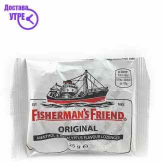 Fisherman's friend Бомбони Оригинал, 25г