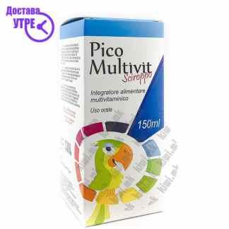 Pico Multivit сируп, 150мл
