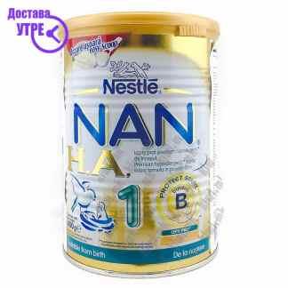 Nestle Nan 1 H.A. Млечна Формула, 400г