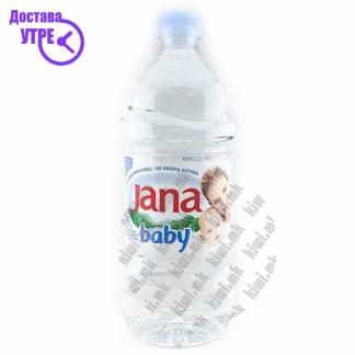 Jana Baby Вода за Бебе, 1л