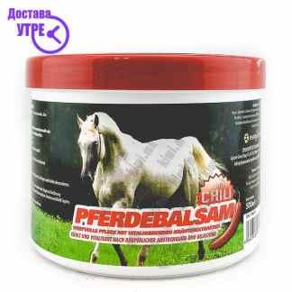 Коњски Балсам со Чили, 500мл