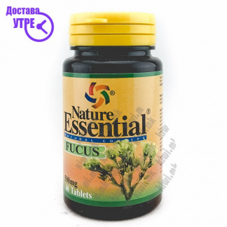 Nature Essential Fucus таблети, 60